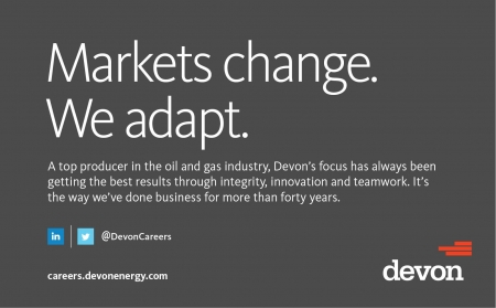 Devon Energy - Careers